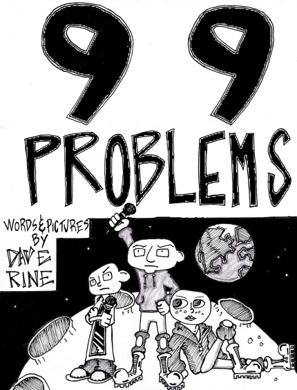90% 99 PROBLEMS ARTWORK